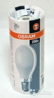 лампа ртутная HWL-250 Osram смешанного света